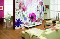 Flowers in salon